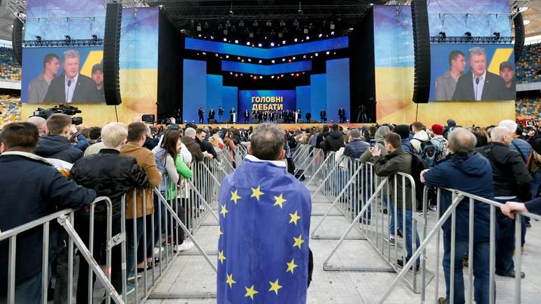 СТРАНА.ua: сторонники Порошенко меняют риторику после победы Зеленского