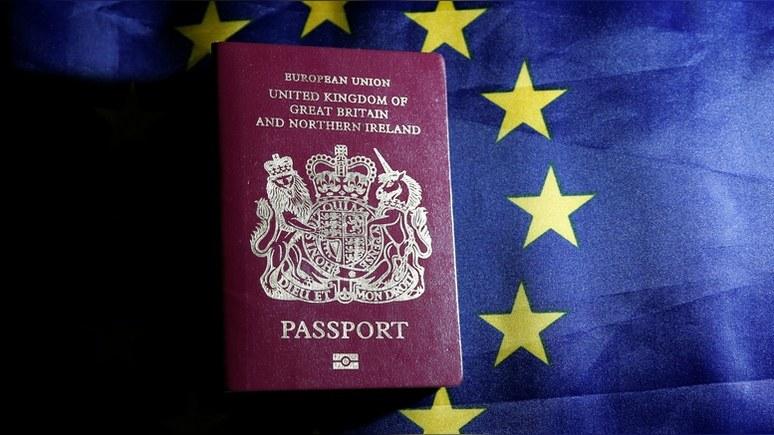 Week: превратности брексита — британцы, работающие в Европе, задумались о смене гражданства