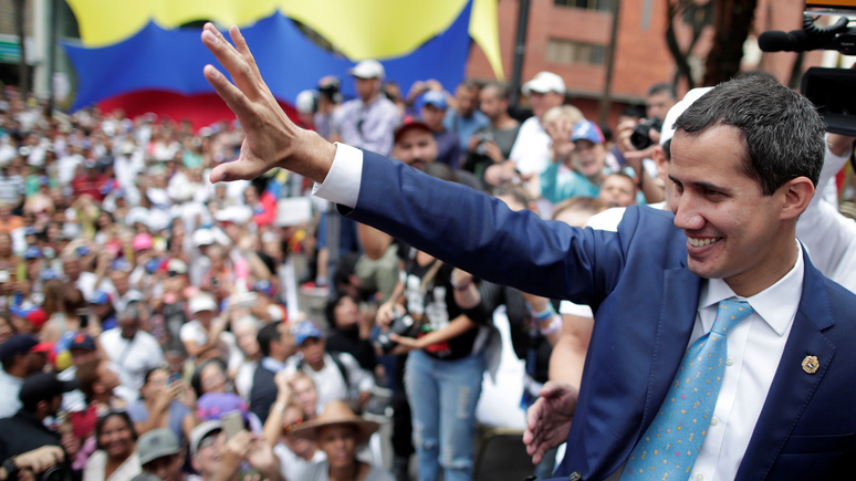 Обозреватель WSJ: Россия надеется унизить Запад в Венесуэле — так же как в Сирии