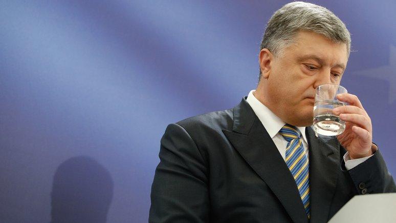 Конфеты, коррупция и русская водка — корреспондент Haaretz о причинах поражения Порошенко