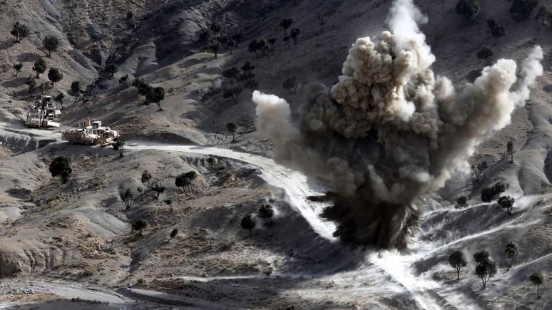 Welt: с начала года США убили больше мирных жителей Афганистана, чем террористы