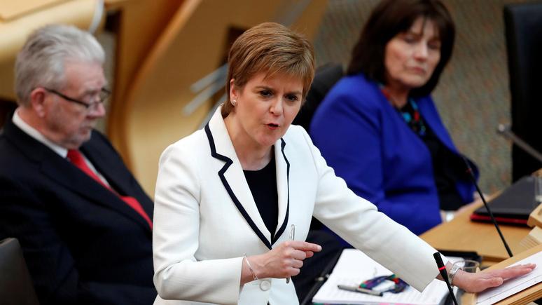 Times: Шотландия задумалась о новом референдуме о независимости