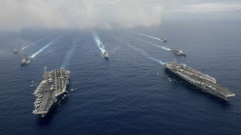 Stern: Россия обзавелась «подводным шпионом», способным одним махом уничтожить авианосную группу США