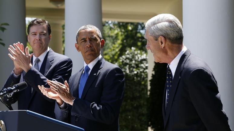 Hill: администрация Обамы пыталась обвинить Трампа в связях с Россией ещё в 2016 году