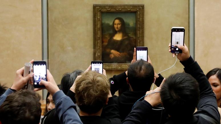 Independent: «Мону Лизу» признали самым большим разочарованием туристов