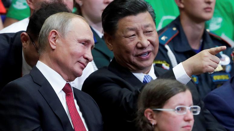 G&M: российско-китайская «ось по расчёту» превращается в реальный альянс — к тревоге Запада