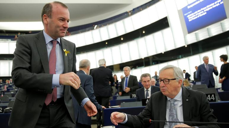 WAZ: потенциальный лидер Европы допустил улучшение отношений с Россией, но не в обход принципов ЕС