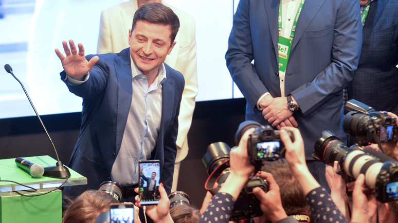 Bild усомнился в способности Зеленского «потягаться» с Путиным