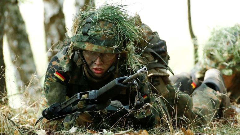 Welt: немецкие военные в Литве платят нервными клетками за близость к России