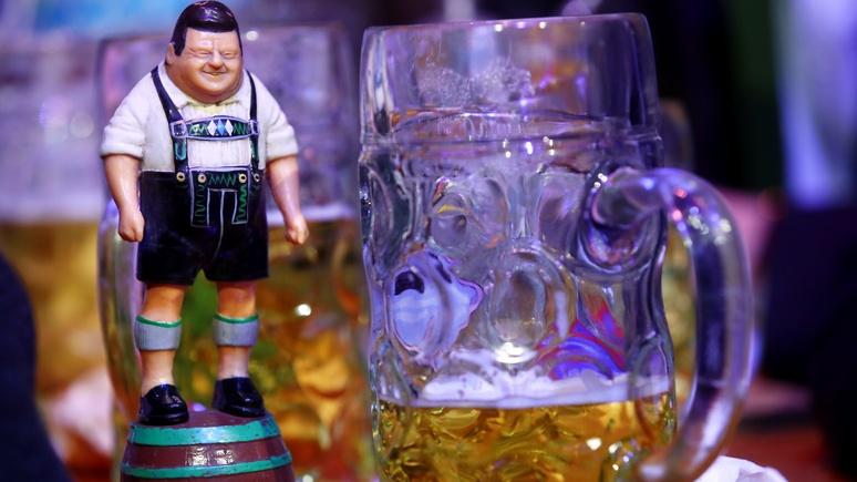 Frankfurter Allgemeine: у населения Германии проблемы с алкоголем
