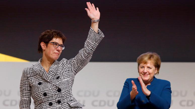 Zeit: Меркель может досрочно покинуть пост канцлера