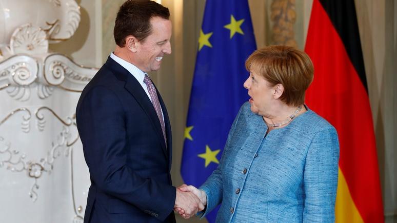 Посол США: у Германии есть потенциал стать любимой страной Трампа