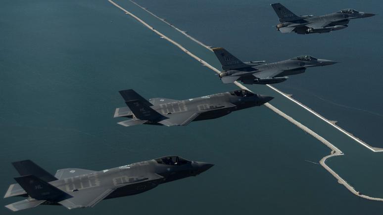 Эрдоган: без Турции проект F-35 обречён