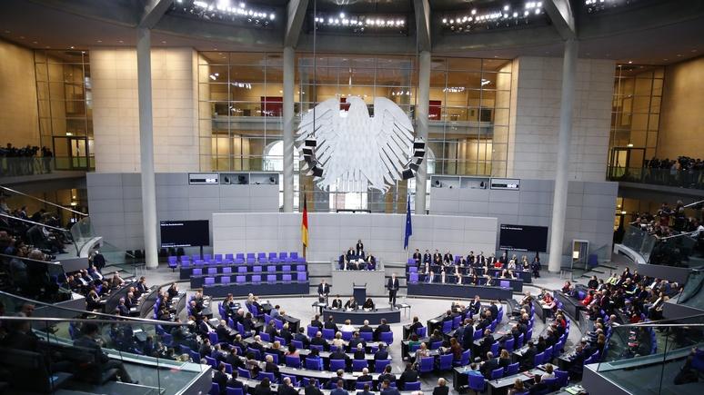 DW: украинцы в Германии призвали бундестаг признать голодомор геноцидом