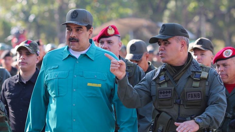 ABC: США договорились с венесуэльскими военными об аресте Мадуро, но что-то пошло не так