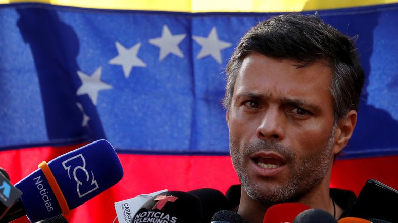 El Mundo: лидер венесуэльской оппозиции пообещал добиться свержения Мадуро