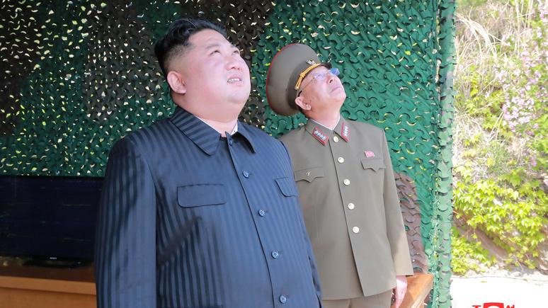 NYT о ракетных стрельбах Пхеньяна: Ким опять взялся за старое, но палку не перегибает