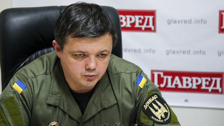 Главред: украинский депутат предложил «обезлюдить» Донбасс