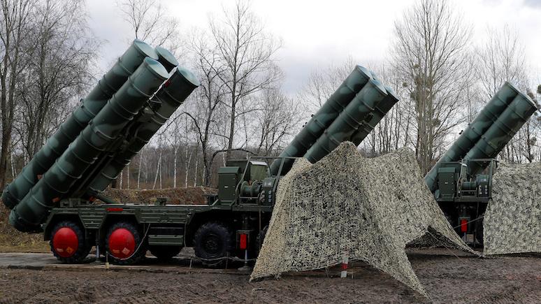 Niezalezna: Турция не боится угроз США — решение о покупке российских С-400 принято