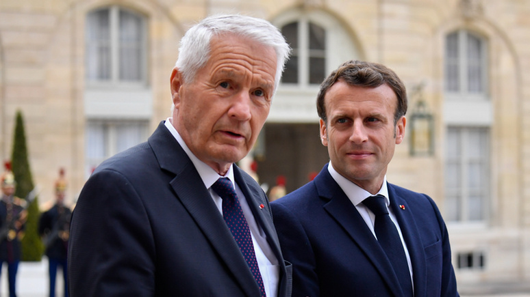 BFM TV: Франция хочет, чтобы Россия осталась членом Совета Европы