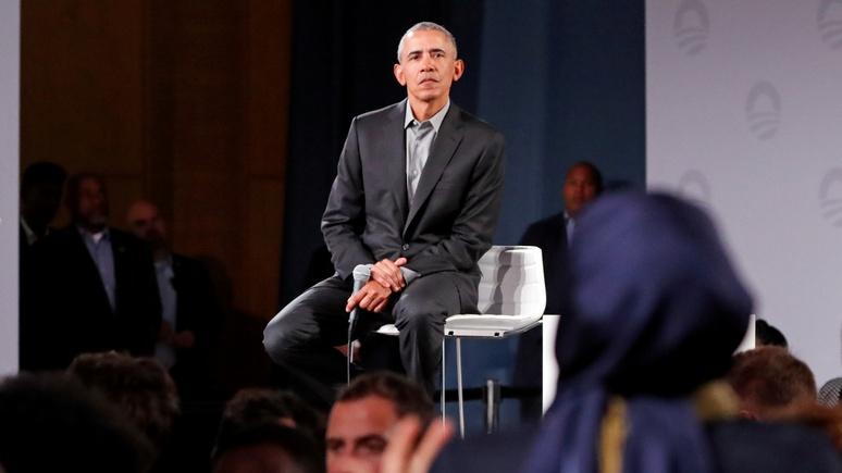 Hill: сенатор США обвинил Обаму в поощрении российского вмешательства в выборы