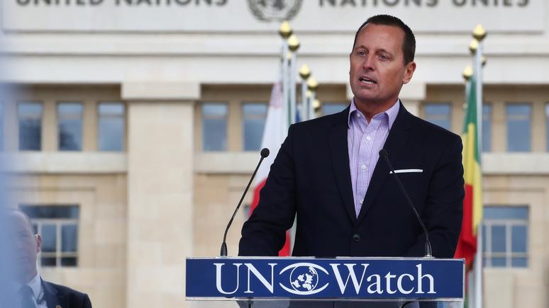 Bild: посол США удивлён тем, что Германия не решается «играть мускулами» на мировой арене