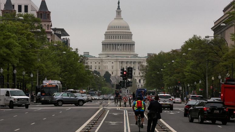 CNN: США на всех парах несутся к дефолту — и Вашингтон не знает, как его остановить