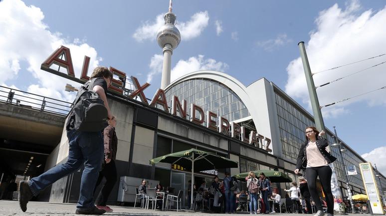 Die Welt: половина немцев не уверена в завтрашнем дне