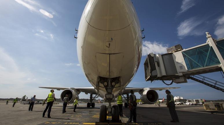 El País: США обосновали запрет на полёты в Венесуэлу «угрозами безопасности»