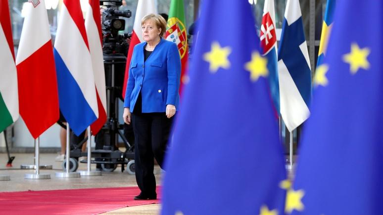 какую должность занимает меркель в германиимиг кредит без процентов