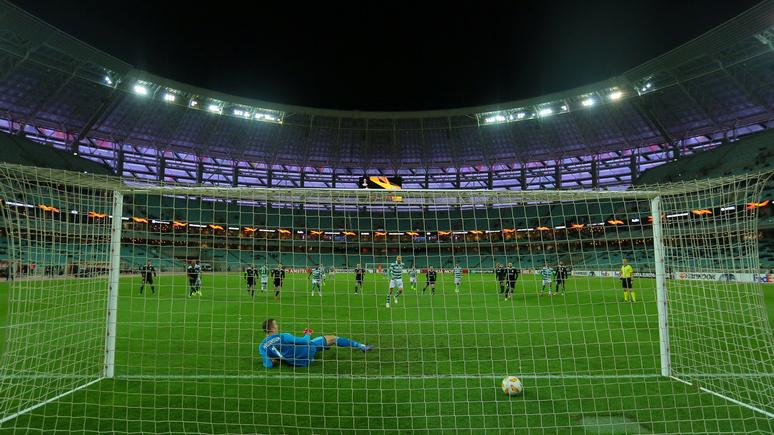 Bild: английский финал Лиги Европы в Баку навредит климату