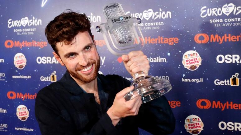 Die Zeit: Евровидение демонстративно променяло политику на сердечные драмы «гетеросексуальных плакс»