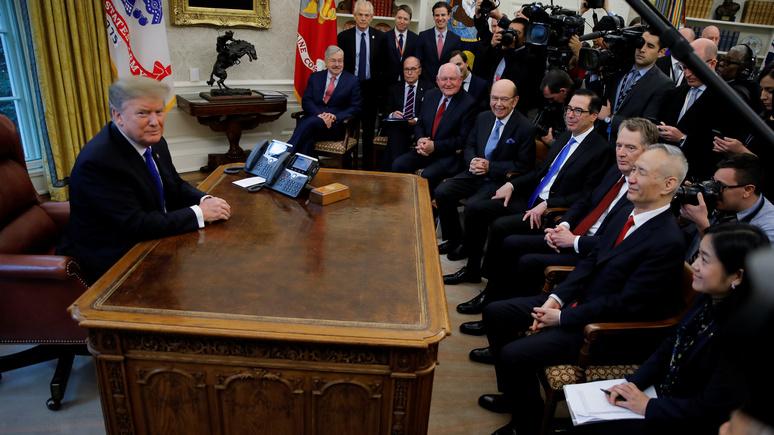 Guardian: аукнется всем — эксперты оценили ущерб от американо-китайской торговой войны