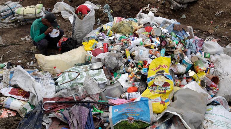 Globe and Mail: Канада вернёт тонны мусора из Филиппин