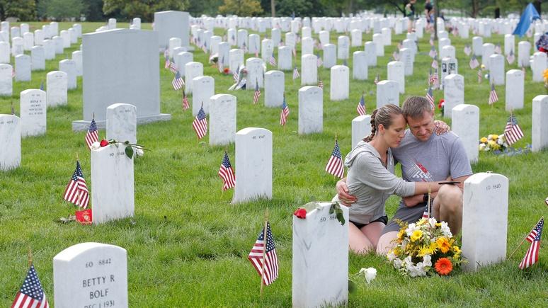 Das Erste: в штате Вашингтон разрешили отправлять тела на компост вместо погребения