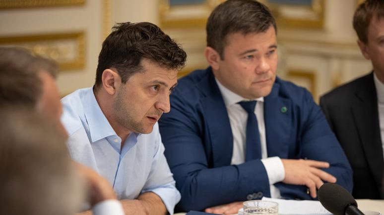 Глава администрации Зеленского: Россия — страна-агрессор, но и с агрессором нужно разговаривать