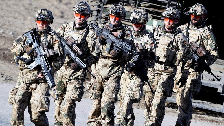 Bild: заграничные операции плохо сказываются на здоровье и психике немецких военных