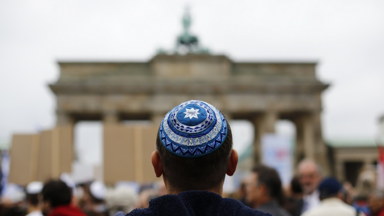 N-TV: в правительстве Германии евреям посоветовали не носить кипы