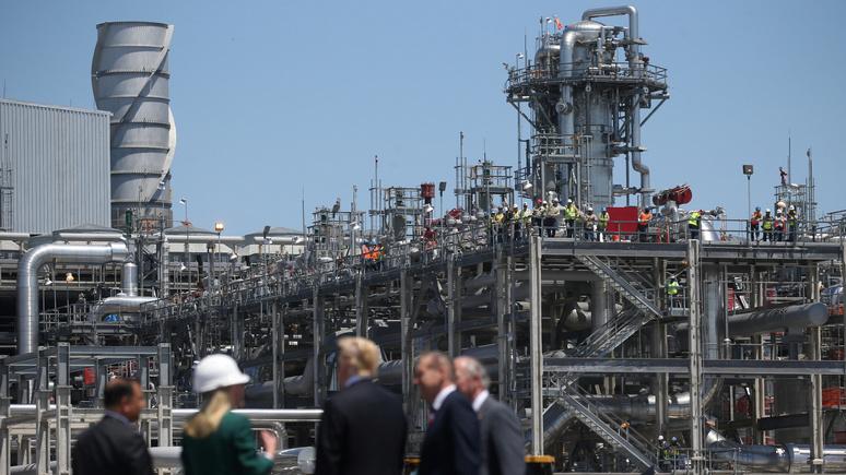 Le Monde: сжиженный природный газ скоро займёт ключевое место в геополитике