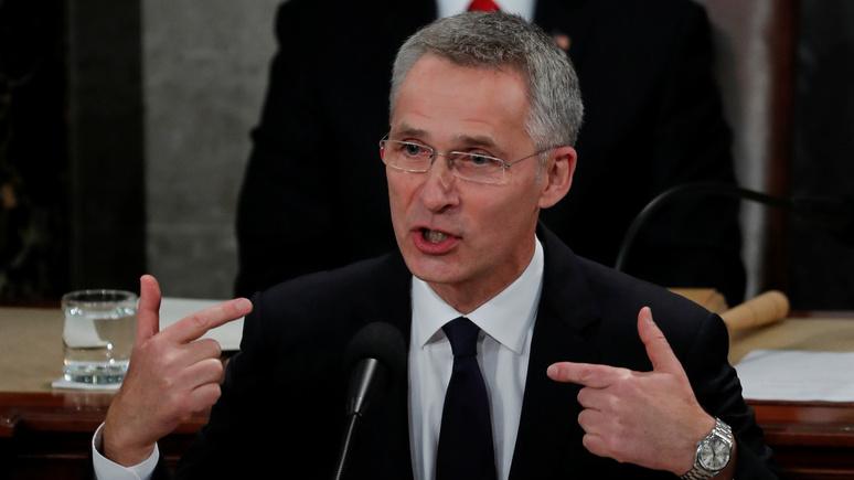 Столтенберг рассказал Die Welt, как Россия «вмешивается в демократию» и «запугивает Запад»