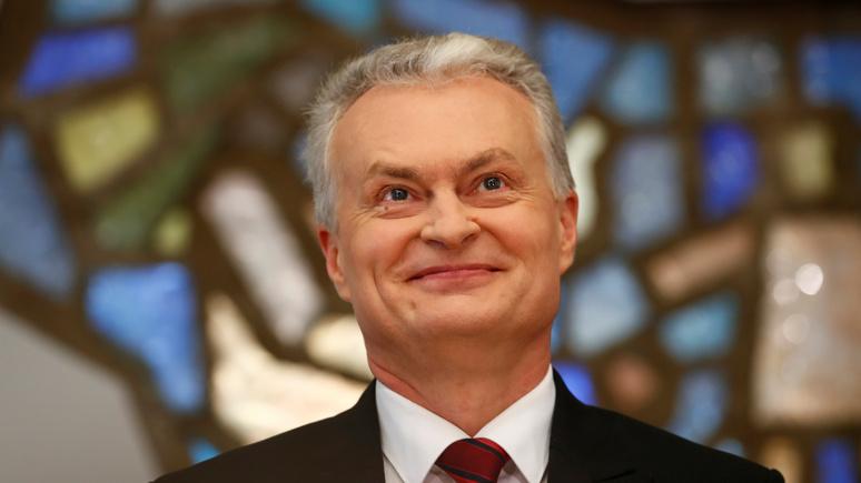 FAZ: Грибаускайте сменил сторонник «мягкой риторики» в диалоге с Россией