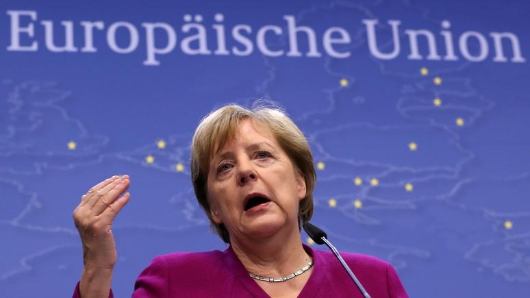Blick: «вздор» — Меркель отмахнулась от версии Bloomberg об её разочаровании в преемнице