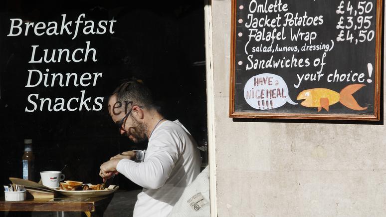Wall Street Journal: выход без сделки испортит британцам завтрак