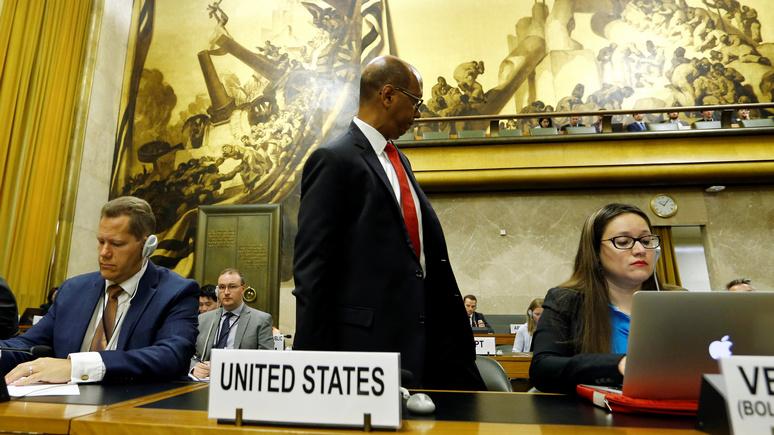 Fox News: делегация США покинула конференцию ООН по разоружению из-за председательства Венесуэлы
