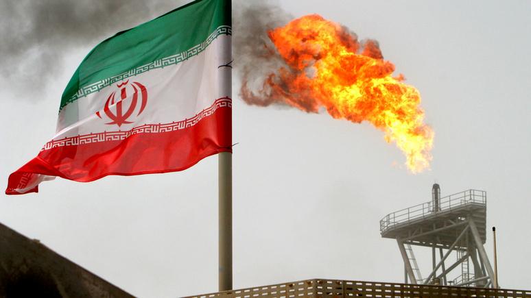 NI: увязнув в иранской трясине, США положат начало «веку Китая»