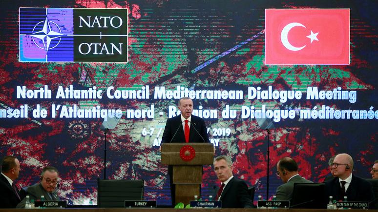 Le Figaro: для ЕС и НАТО Турция становится партнёром-«изгоем»