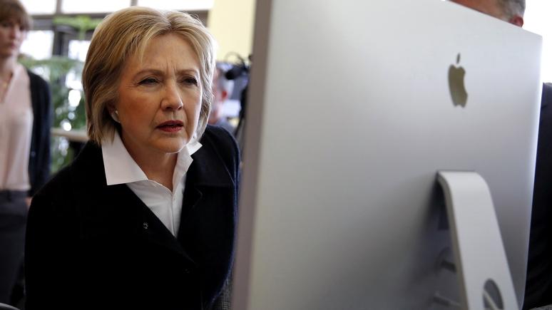 NYPost: Клинтон станет основным докладчиком на конференции по кибербезопасности