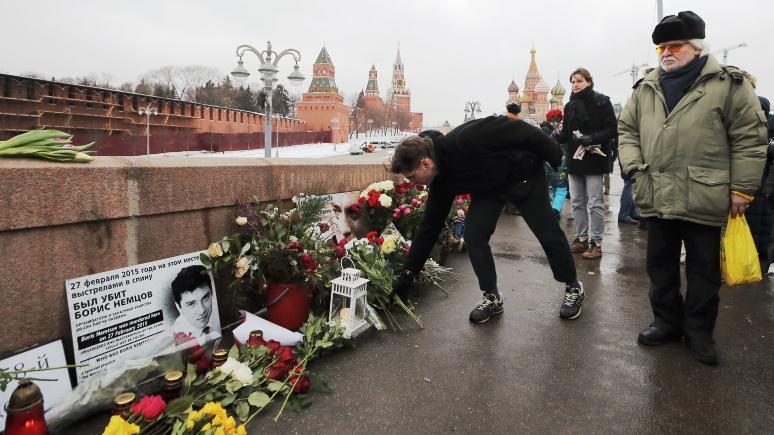 ERR: вице-мэр Таллина усомнился в целесообразности называть улицы в честь Немцова