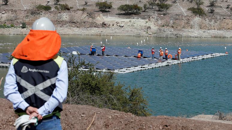 Newsweek: учёные предложили ответ на глобальное потепление — «солнечные острова»