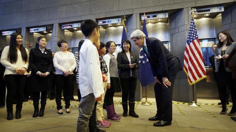 DWN: Китай предупредил своих граждан о рисках обучения в США
